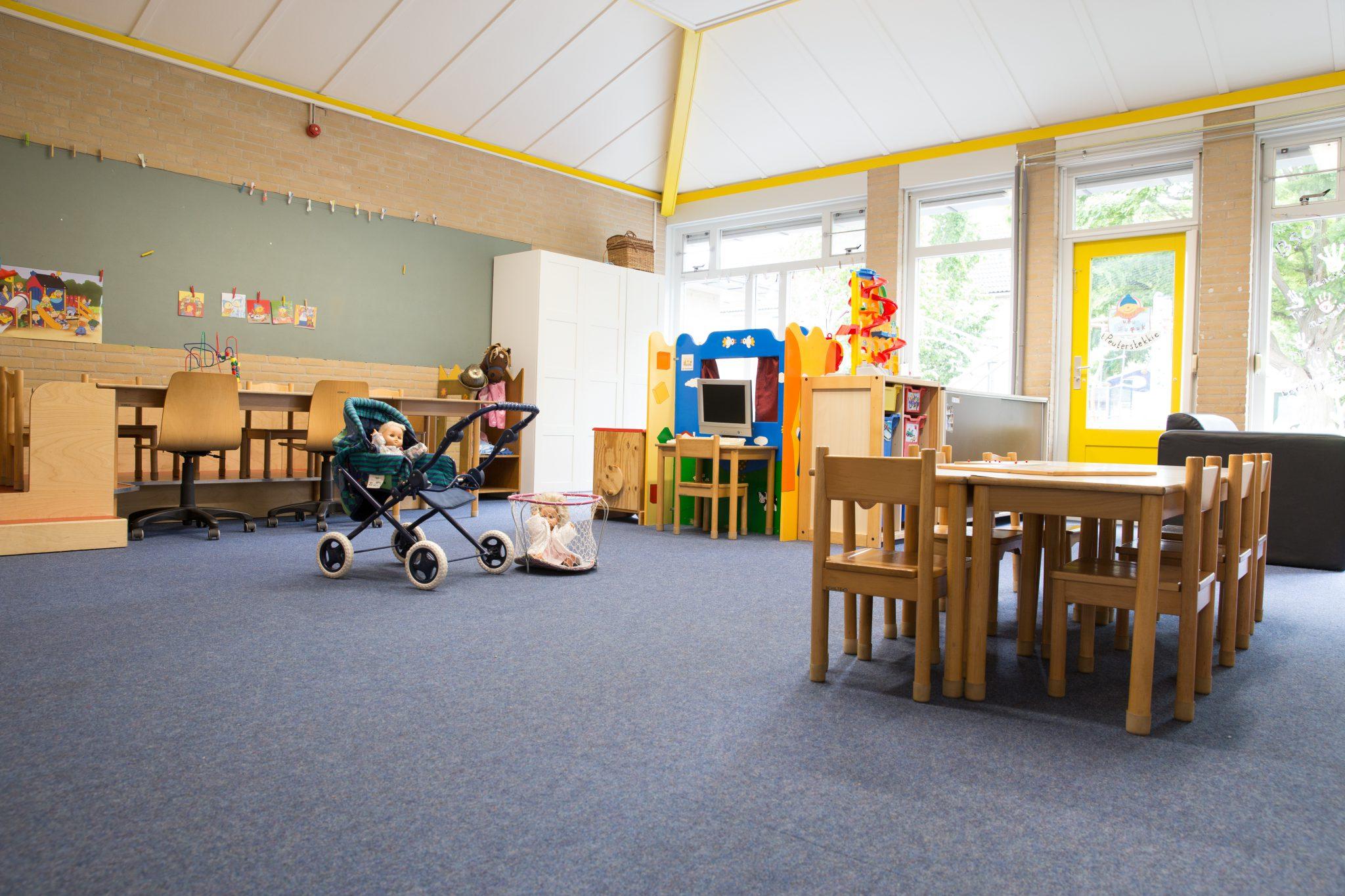 Speellokaal van BSO Polsbroek
