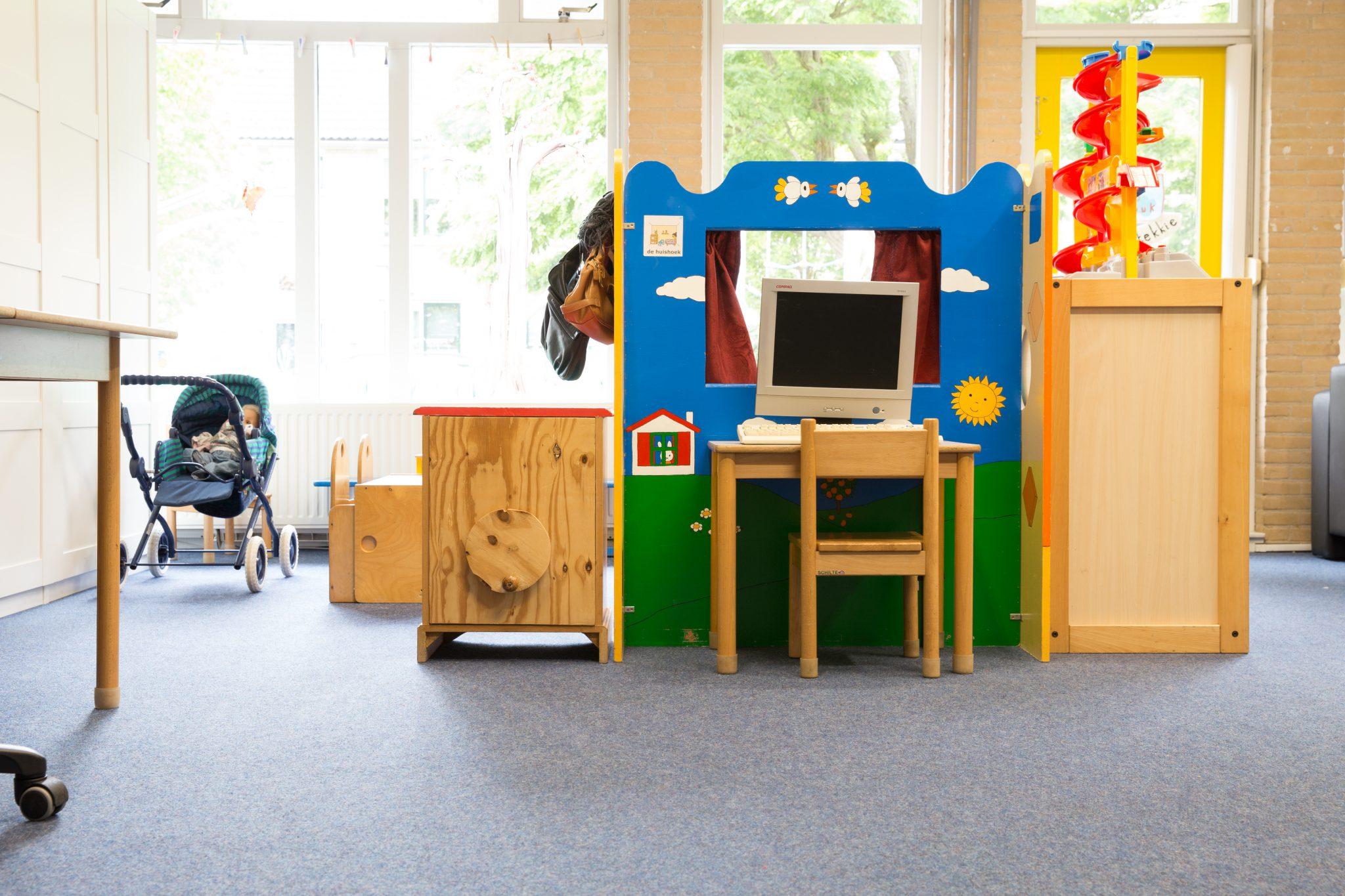 speelhuis van BSO Polsbroek