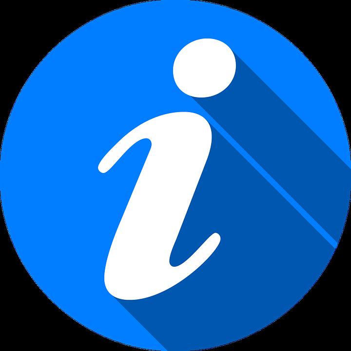 Informatie pictogram